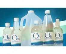 Вода O18 Organic Water