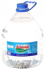 Вода Ozkaynak