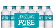Вода Peats Ridge
