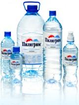 Талая питьевая вода Пилигрим