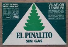 Этикетка Pinalito