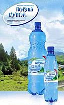 Минеральная вода Поляна Купель