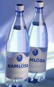 Вода Ramlosa