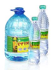 Минеральная вода Регина - природная гидрокарбонатная столовая минеральная вода Винничины