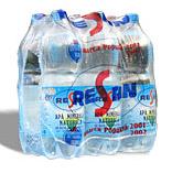 Природная минеральная столовая вода RESAN