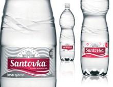 Вода Santovka