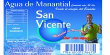 Этикетка San Vicente