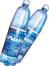 Вода Saryagach