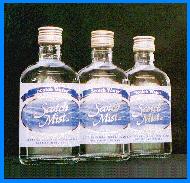 Природная минеральная вода Scotch Mist