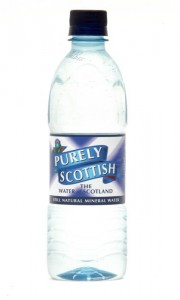 Вода Scottish Mineral Water