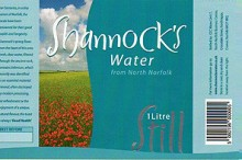 Вода Shannocks Water