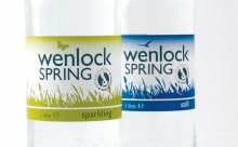 Вода Shropshire Spring