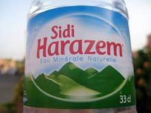 Вода Sidi Harazem