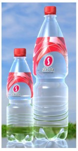 Вода Славда - это артезианская, слабоминерализованная вода