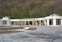 Смирновский источник. Железноводск