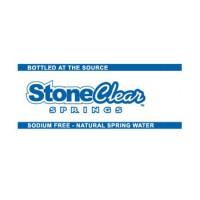 Этикетка Stoneclear Springs