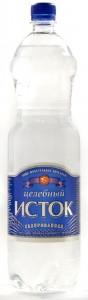Вода минеральная питьевая лечебно-столовая природная газированная Целебный Исток