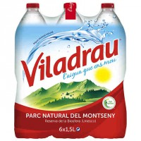 Вода Viladrau