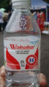Вода Wahaha