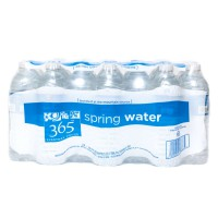 Вода Whole Foods Market 365 Spring Water