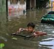 Муссонные дожди затопили  Восточную Индию