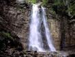 Манявский водопад - самый высокий во�